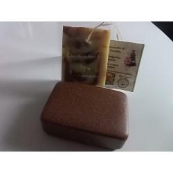 Boîte à savon en bois liquide